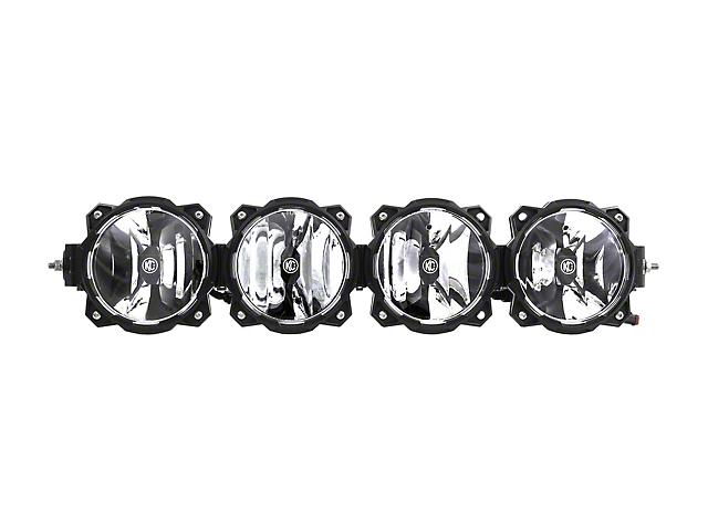 KC HiLiTES 26 in. Gravity Pro6 LED Light Bar - Spot/Spread Combo