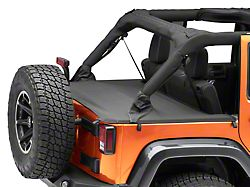 Rugged Ridge Tonneau Cover (07-18 Jeep Wrangler JK 4 Door)