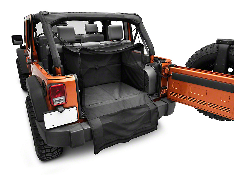Rugged Ridge C4 Canine Cube (07-18 Jeep Wrangler JK)