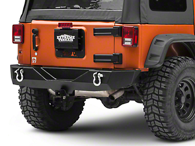 Rugged Ridge Tire Carrier Delete Kit (07-18 Wrangler JK)