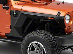Rugged Ridge XHD Armor Fenders and Liner Kit (07-18 Jeep Wrangler JK 2 Door)