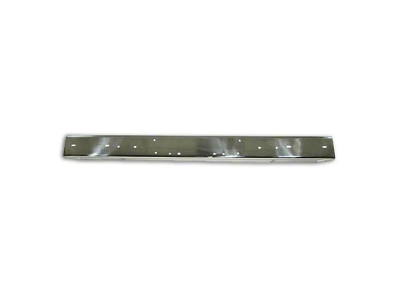Rugged Ridge Front Bumper - Stainless Steel (87-95 Jeep Wrangler YJ)