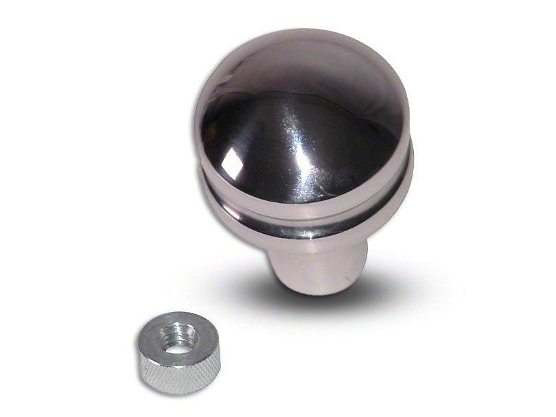Rugged Ridge Billet Aluminum Shift Knob (97-06 Jeep Wrangler TJ)