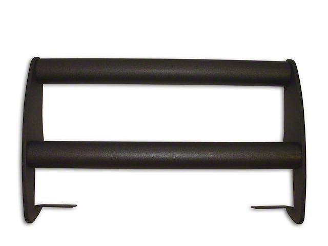 Rugged Ridge Brush Guard; Textured Black (87-95 Jeep Wrangler YJ)
