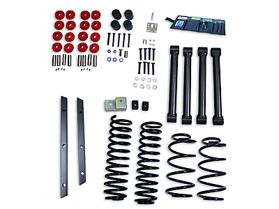 Rugged Ridge 2 in. Lift Kit w/o Shocks (97-02 Wrangler TJ)