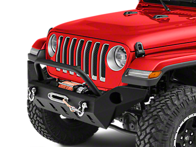 Barricade Extreme HD Full Width Front Bumper (2018 Jeep Wrangler JL)