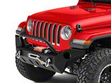 Barricade Extreme HD Full Width Front Bumper with LED Fog Lights (18-20 Jeep Wrangler JL)