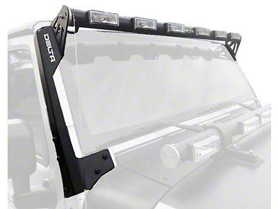 Lifetime Led Jeep Wrangler 50 Inch 100 Led Light Bar J19603