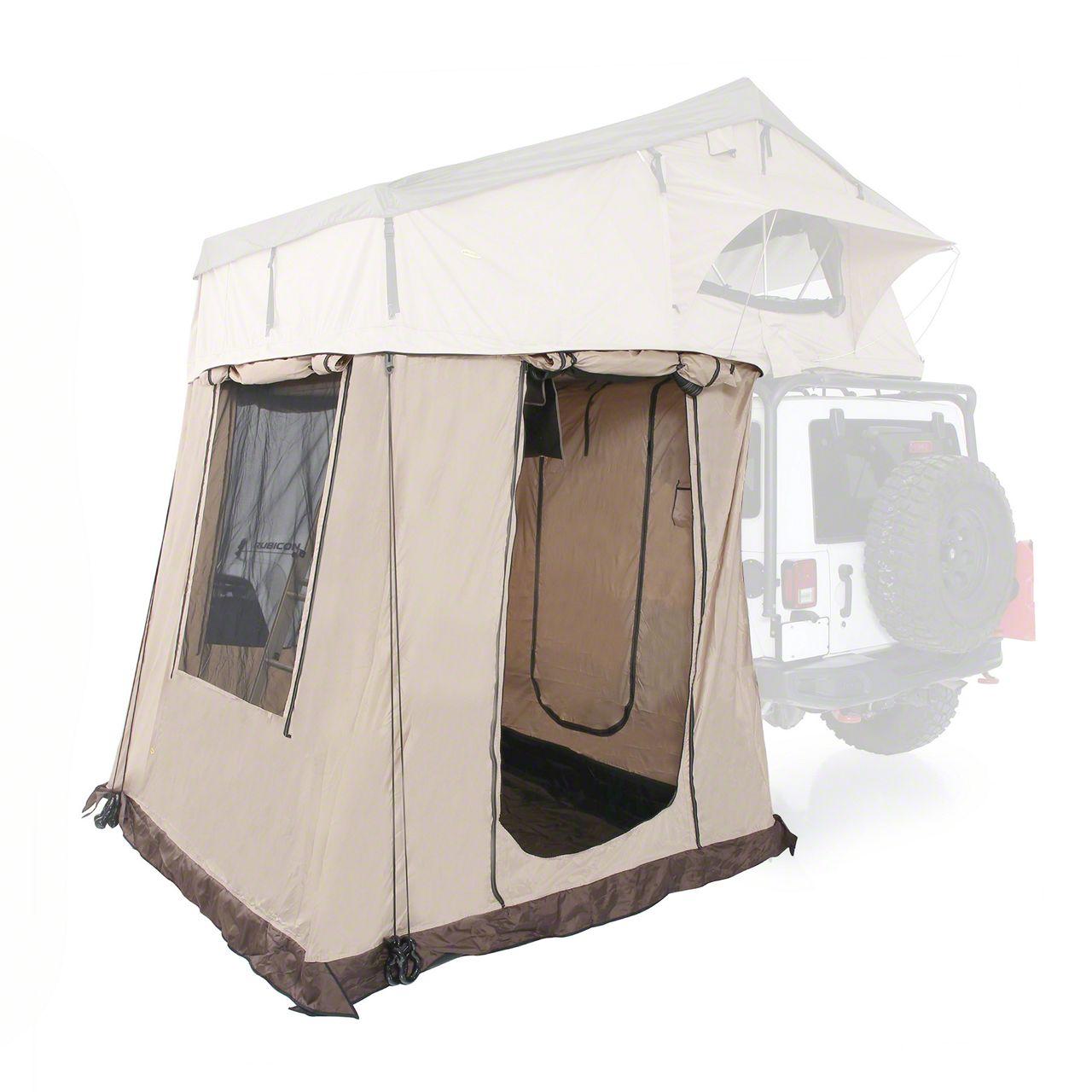 Smittybilt Tent Annex XL for Overlander Roof Top Tent