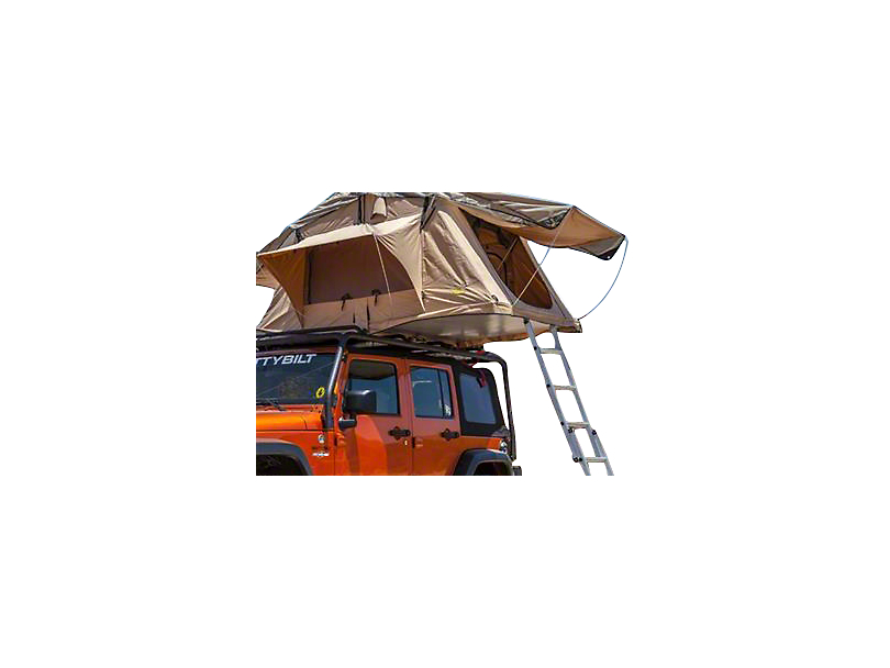 Smittybilt Overlander Roof Top Tent Ladder Extension (Universal Fitment)