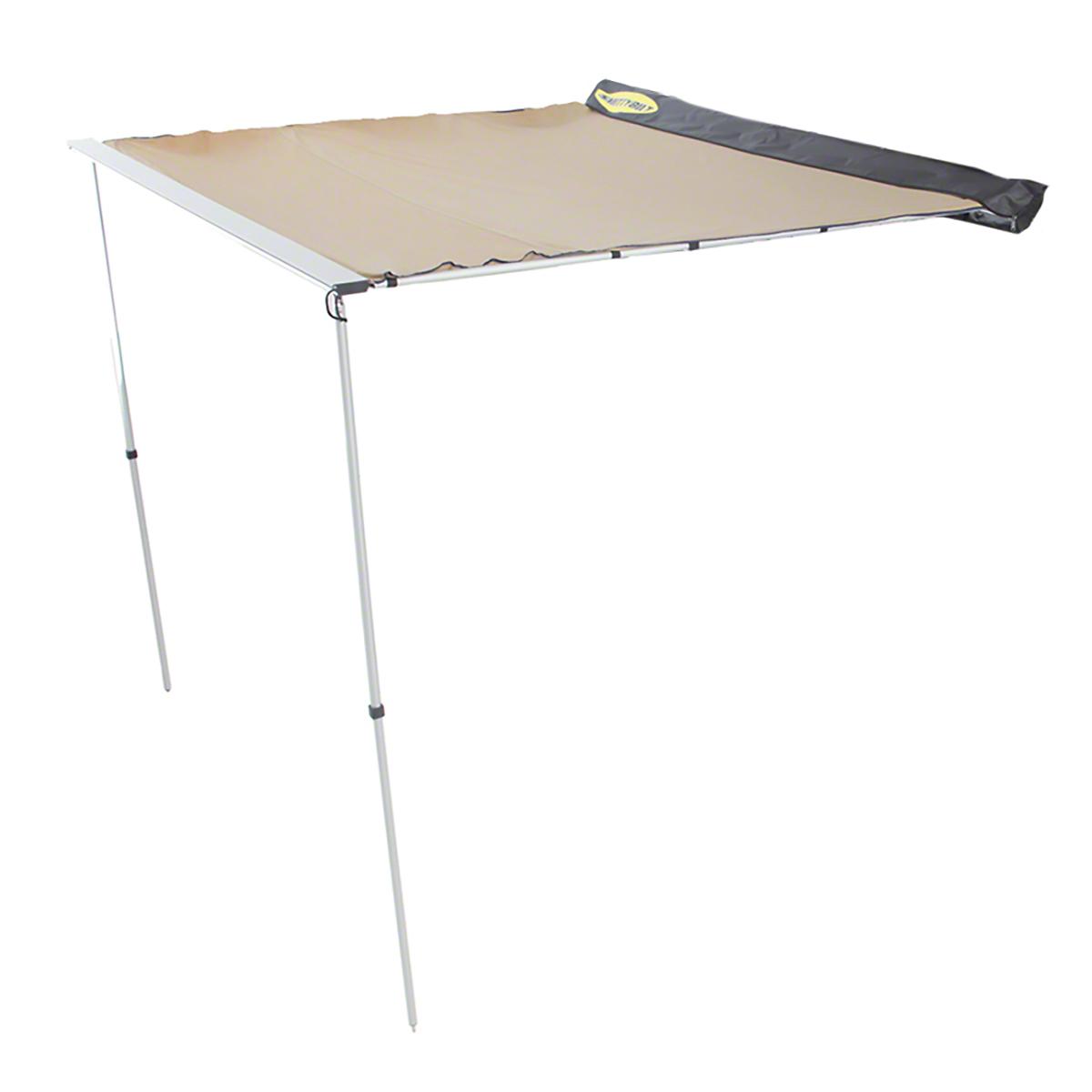 Smittybilt Overlander Tent Awning - 6.5 ft. X 6.5 ft.