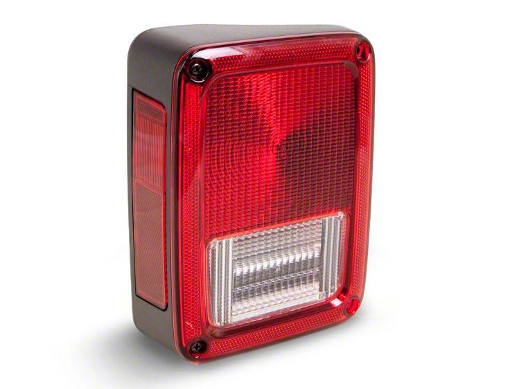 Driver Side Tail Light (07-18 Jeep Wrangler JK)