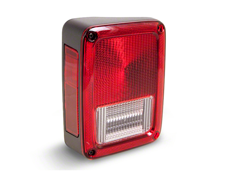 Omix-ADA Driver Side Tail Light (07-18 Wrangler JK)
