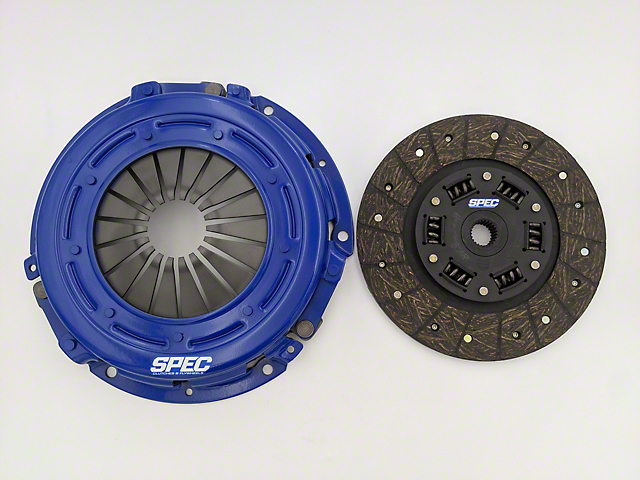 Spec Stage 1 Organic Clutch Kit - 10 Spline (07-11 3.8L Jeep Wrangler JK)