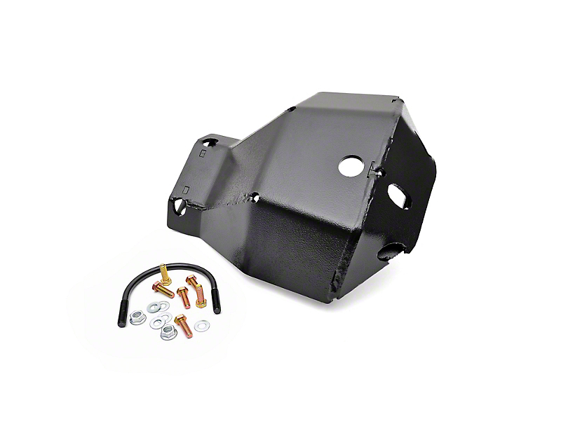 Rough Country Front Dana 44 Differential Skid Plate (07-18 Jeep Wrangler JK)