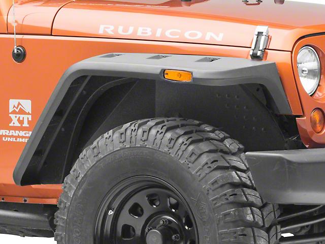 Deegan 38 Aluminum Inner Fender Liners (07-18 Jeep Wrangler JK)