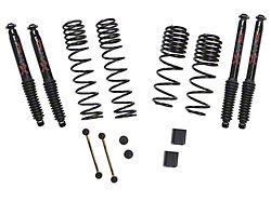 Fuel Wheels Jeep Wrangler Assault Black Machined Wheel