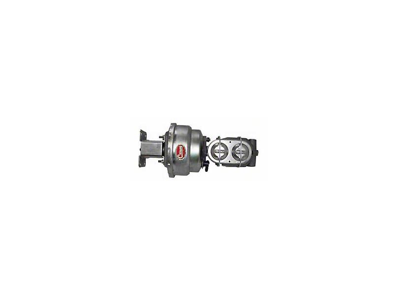 Dual Diaphragm Power Brake Booster Conversion Kit (91-95 Jeep Wrangler YJ)