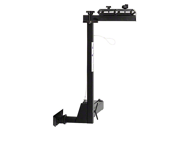 Surco Swing Away 4-Bike Rack for 2 in. Receiver Hitch (Universal Fitment)