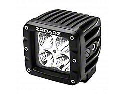 ZRoadz 3 in. LED Cube Light - Spot Beam