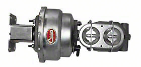 RT Off-Road Dual Diaphragm Power Brake Booster Conversion Kit w/ 1 in. Bore (91-95 Wrangler YJ)
