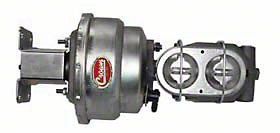 Crown Automotive Dual Diaphragm Power Brake Booster Conversion Kit (87-90 Wrangler YJ)