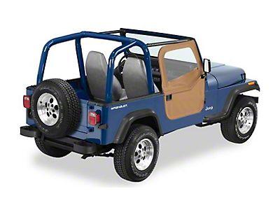 1987-1995 Jeep YJ Doors | Wrangler | ExtremeTerrain