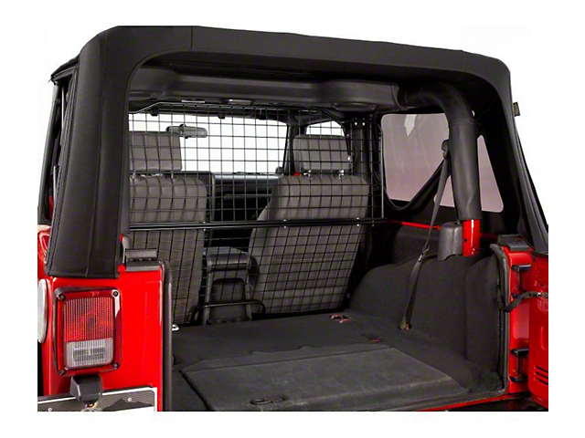 Bestop Pet Barrier (07-18 Jeep Wrangler JK)