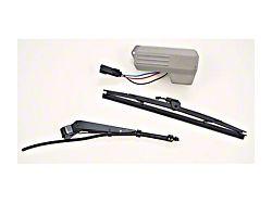 Bestop Rear Wiper Motor Assembly for Trektop Pro (07-18 Jeep Wrangler JK)