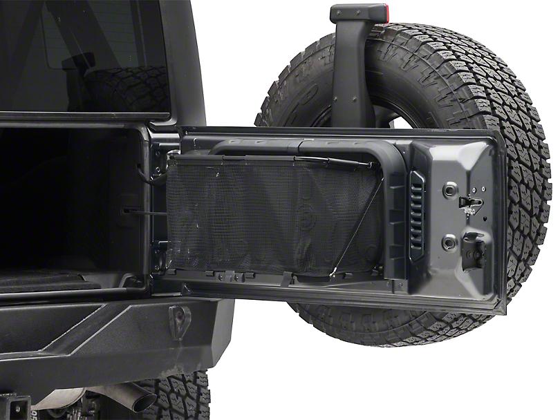Bestop RoughRider Tailgate Shelf (07-18 Jeep Wrangler JK)