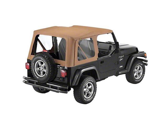 Bestop Sailcloth Replace-a-Top - Spice (97-02 Jeep Wrangler TJ)