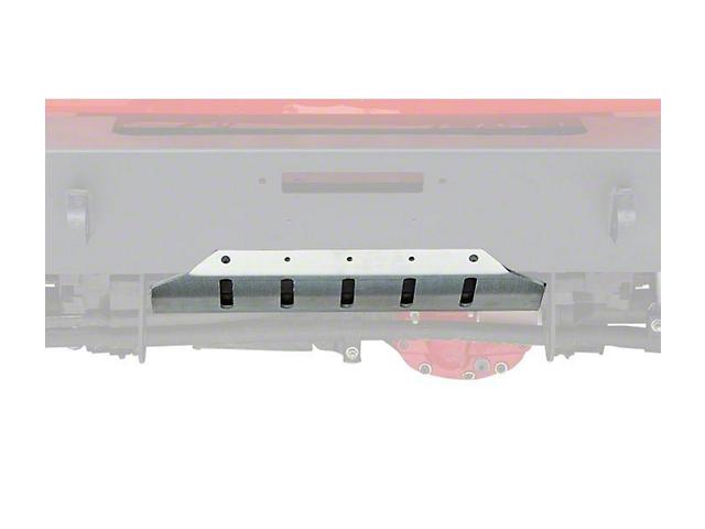 Bestop Skid Plate for HighRock 4x4 Modular Rear Bumper (07-18 Jeep Wrangler JK)