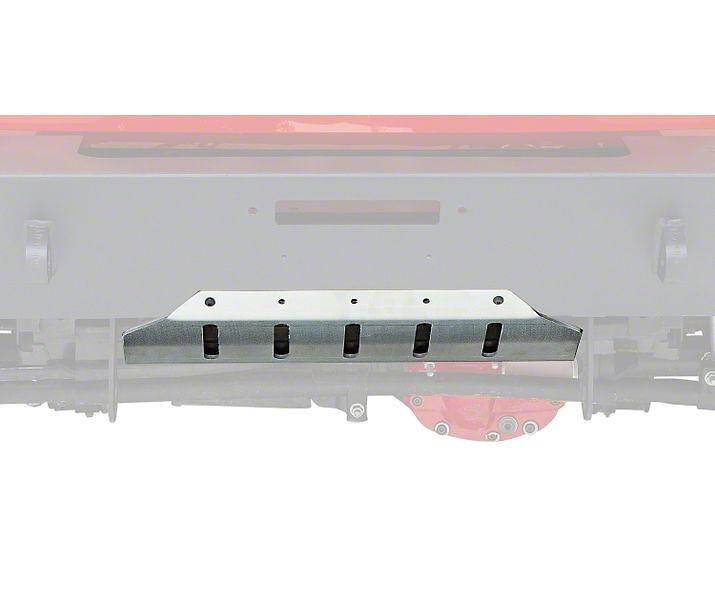 Bestop Skid Plate for HighRock 4x4 Modular Rear Bumper (07-18 Wrangler JK)