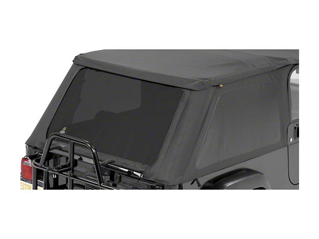Bestop Tinted Replacement Window Set for Trektop NX (04-06 Jeep Wrangler TJ Unlimited)