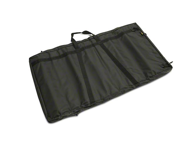 Bestop Pro Soft Top Window Storage Portfolio Bag (07-18 Jeep Wrangler JK)