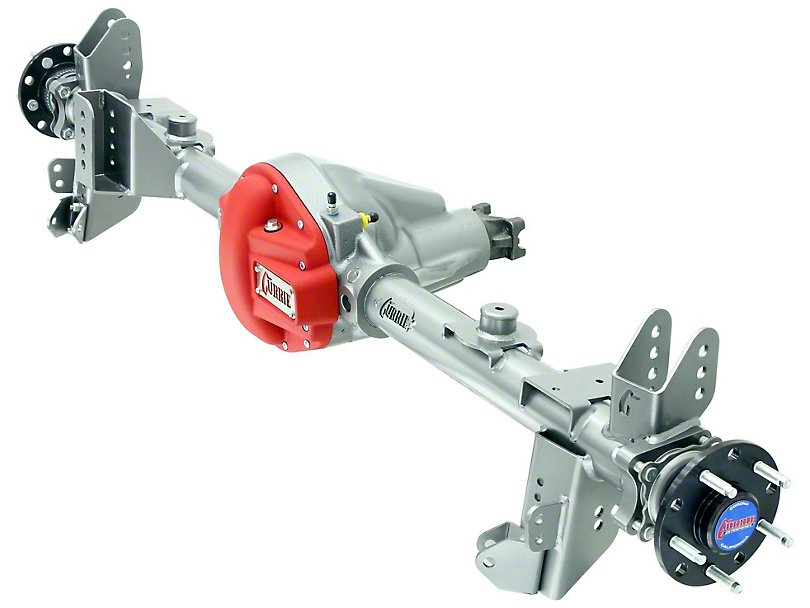 Currie RockJock 44 Rear Crate Axle w/ Eaton Locker - 5.38 Ratio (07-18 Jeep Wrangler JK)