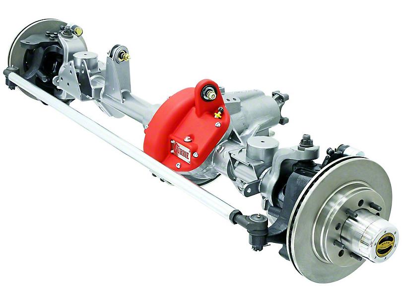 Currie RockJock 60 Front Crate Axle w/ Detroit Locker; 4.88 Ratio (07-18 Jeep Wrangler JK)