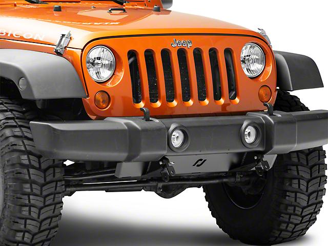 RockJock Tow Bar Mounting Kit (07-18 Jeep Wrangler JK)