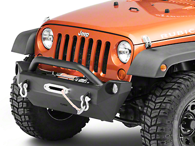 OR-Fab Mid-Width Front Bumper (07-18 Jeep Wrangler JK)