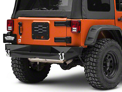 OR-Fab HDX Rear Bumper (07-18 Jeep Wrangler JK)