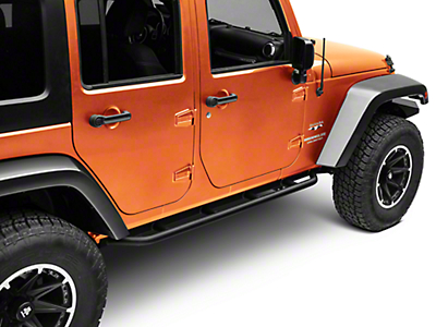 OR-Fab Rock Slider Rocker Panels (07-18 Wrangler JK 4 Door)
