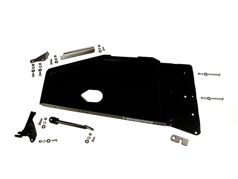 Skid Row Off-Road Engine/Transmission Skid Plate (07-11 3.8L Jeep Wrangler JK)