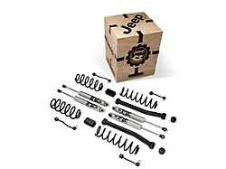 Mopar 2-Inch Lift Kit with Fox Shocks (18-20 3.6L Jeep Wrangler JL 4 Door)