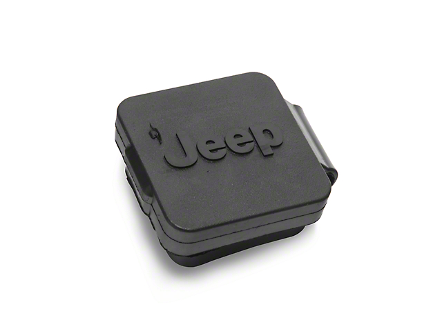 Mopar 2 in. Receiver Hitch Plug (87-20 Jeep Wrangler YJ, TJ, JK & JL)