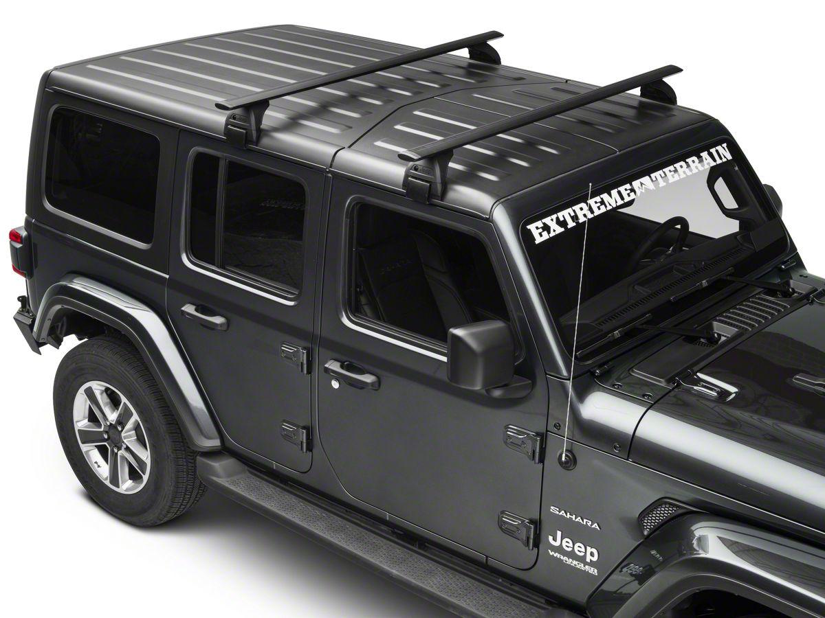 Jeep jl roof rack