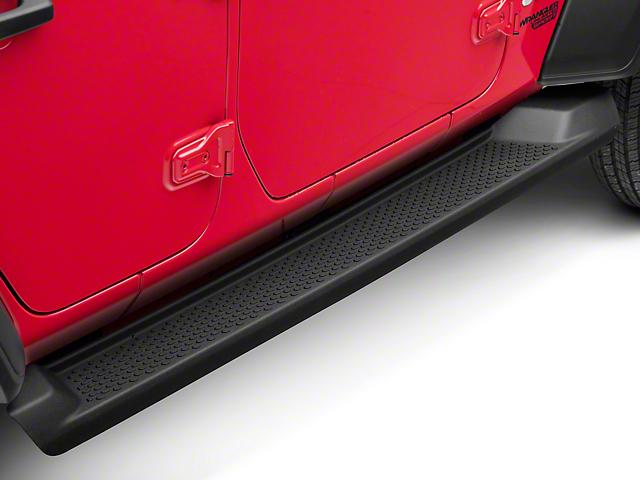 Mopar Side Step Bars (2018 Jeep Wrangler JL 4 Door)