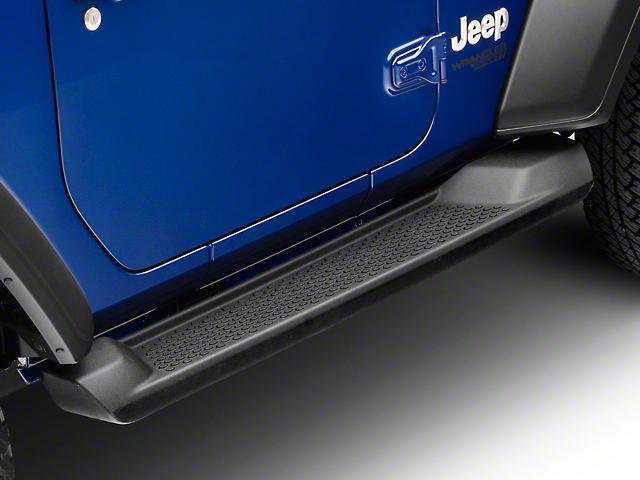 Mopar Side Step Bars (18-20 Jeep Wrangler JL 2 Door)