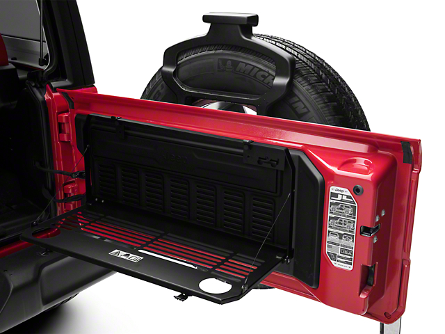 Mopar Tailgate Table (18-20 Jeep Wrangler JL)
