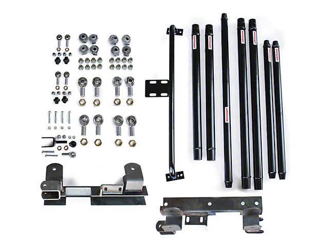 Steinjager Long Arm Super Kit for 4-Inch Lift (97-06 Jeep Wrangler TJ)