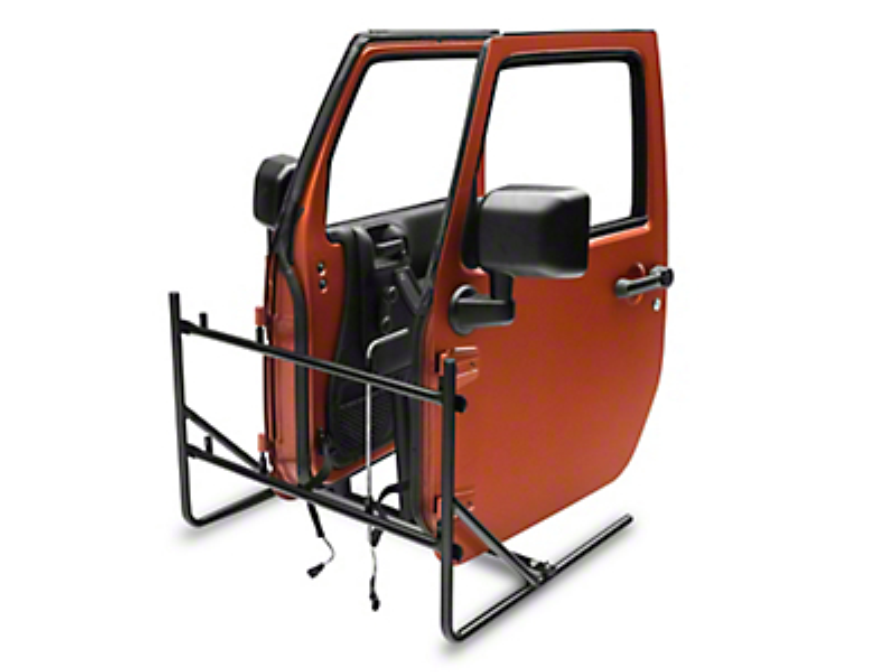 Steinjager Portable Door Holder (07-18 Jeep Wrangler JK)
